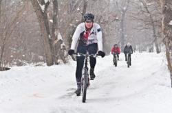 Vinterdäck på cykeln ger dig en längre säsong